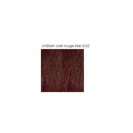 Coloration Professionnelle Rouge Irisé