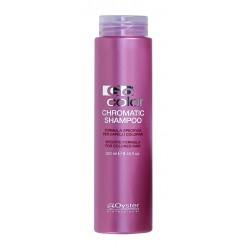 Shampooing chromatique professionnel cheveux colorés
