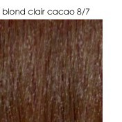 8/7 blond clair cacao