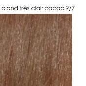 9/7 blond trés clair cacao