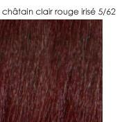 5/62 châtain clair rouge irisé
