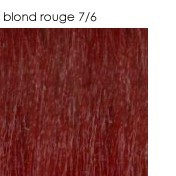 7/6 blond rouge