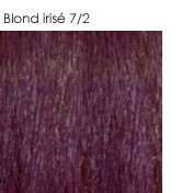 7/2 blond irisé