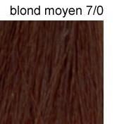 7/0 blond moyen