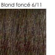 6/11 blond foncé matt