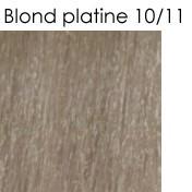 10/11 blond platine matt