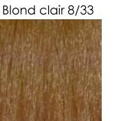 8/33 blond clair doré intense